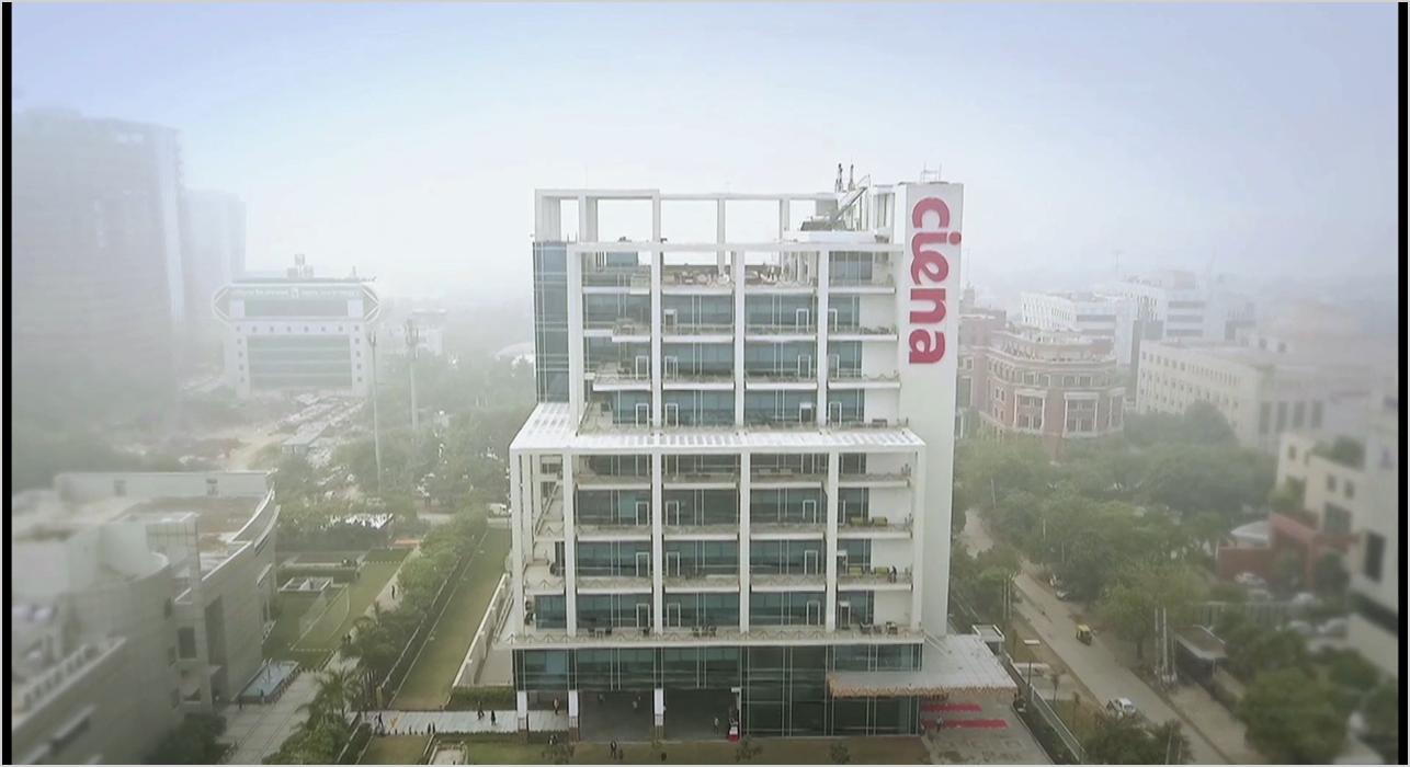 Ciena India building