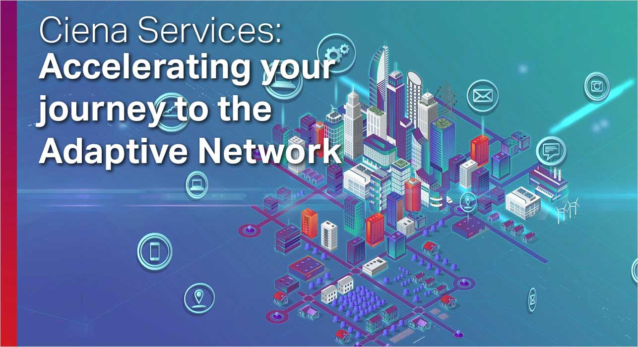 Ciena Services: Accelerating your journey to the Adaptive Network video