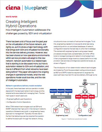 Creating Intelligent Hybrid Operations white paper