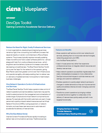 DevOps Toolkit - Gaining Control to Accelerate Service Delivery