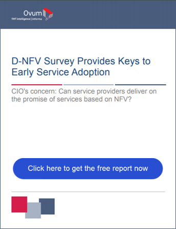 Report thumbnail: D-NFV Survey Provides Keys to Early Service Adoption