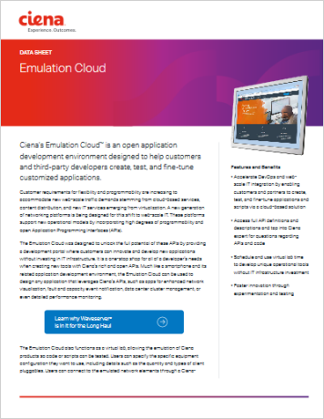 Emulation Cloud