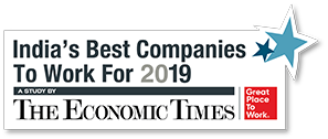 India's Best Companies to Work for 2019. A study by the Economic Times. Great Place to Work