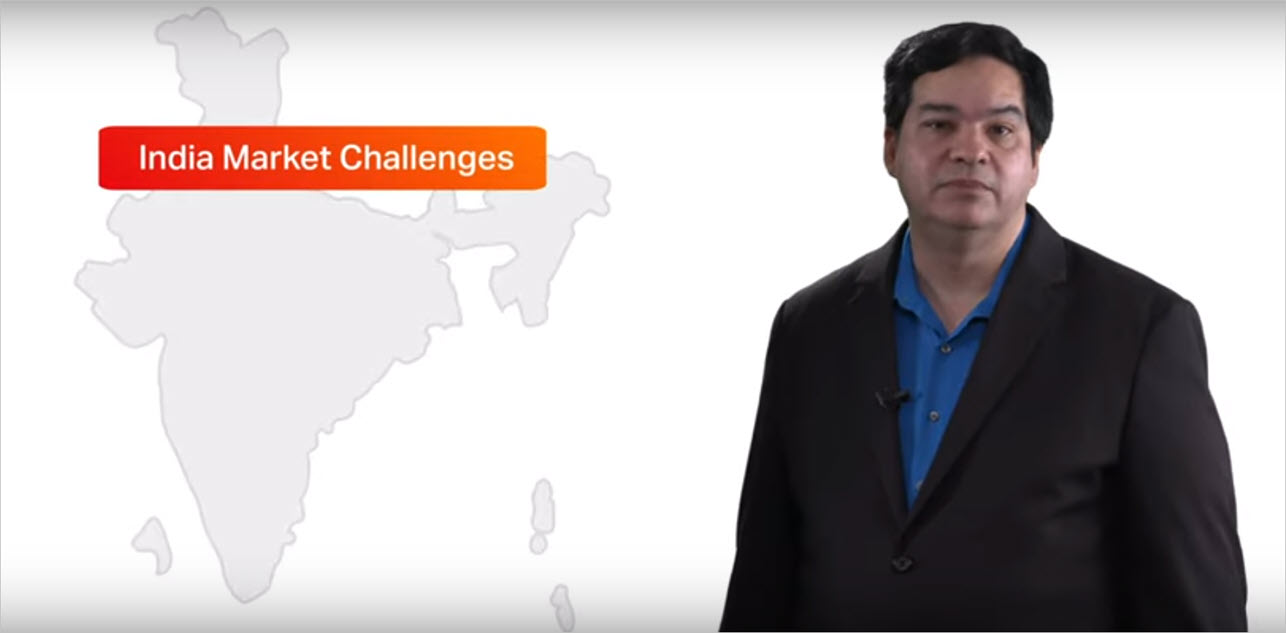 India Adaptive IP Video