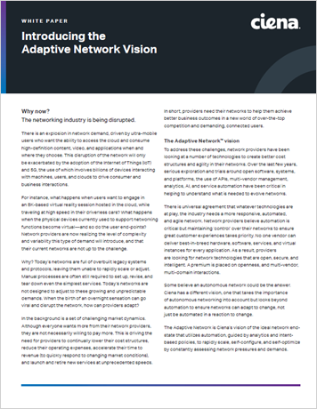 Introducing the Adaptive Network Vision whitepaper thumbnail