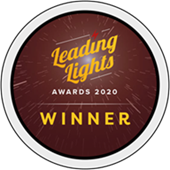 Leading Lights Award 2020 Winner logo