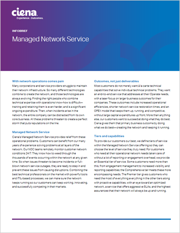 Managed Network Services info brief thumbnail