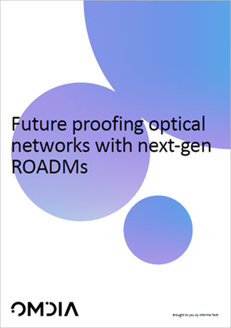 OMDIA Future proofing optical networks with next-gen ROADMs preview