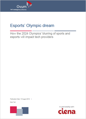 Ovum - Esports' Olympic Dream Inforbrief thumbnail