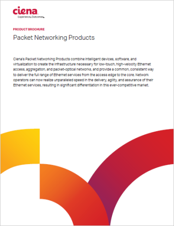 Packet Networking Products