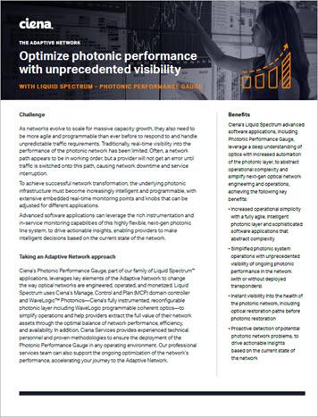 Liquid Spectrum - Photonic Performance Gauge Use Case IB preview
