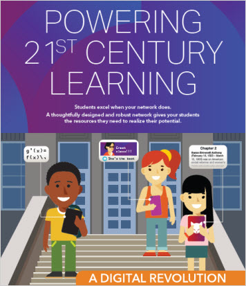 Powering 21st Century Learning