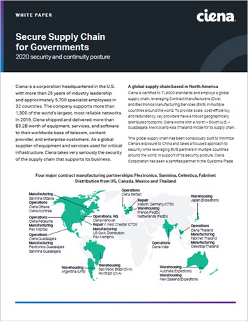 Secure Supply Chain for Governments preview