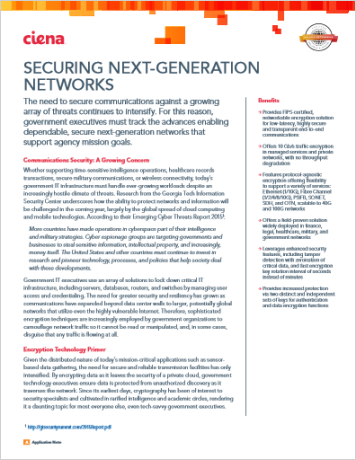 Securing Next-Generation Networks
