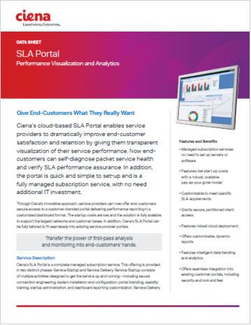 SLA Portal