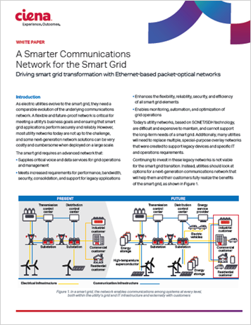 A Smarter Communications Network for the Smart Grid