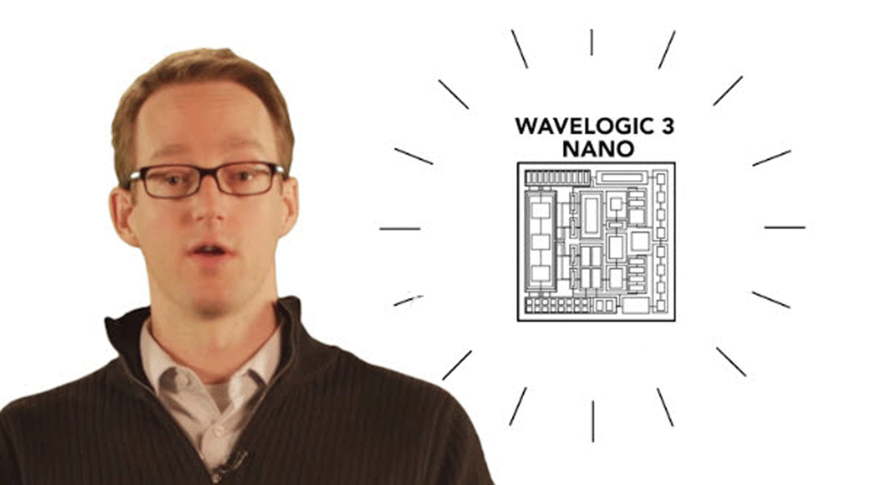 prx wavelogic 3 nano