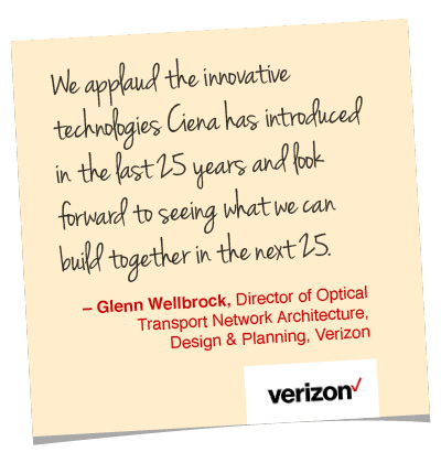 As An Industry Leader Verizon Looks To Collaborate With Organizations The Same Drive Innovative Thinking And Focus On Quality That We Have