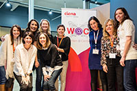 Women at Ciena Denver