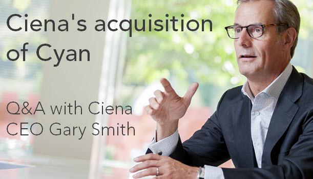 Ciena - Insights Blog - Q&A with Ciena CEO Gary Smith on