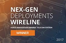 Nex Gen Wireline Winner award