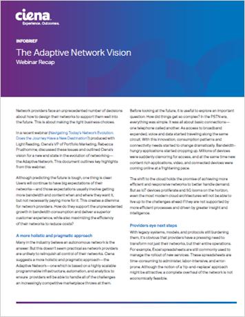 LR/HR Webinar: The Adaptive Network Vision webinar recap