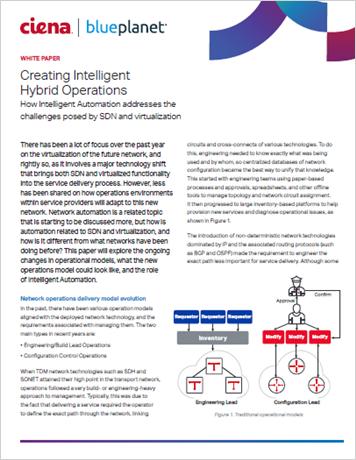 Creating Intelligent Hybrid Operations white paper