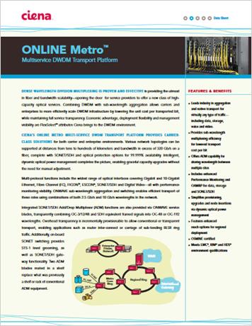 Online Metro