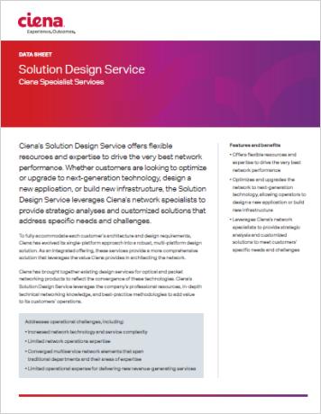 Solution Design Service