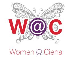 Women@Ciena Logo